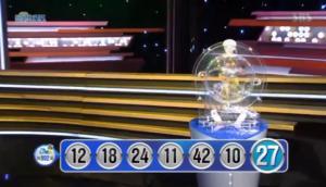 로또 1등 당첨번호로 가장 많이 나온 숫자는?